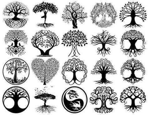 Arbre De Vie Signification Tatouage Arbre De Vie Unit 233 De Signification Profonde Et Design Attractif Arbre De Vie