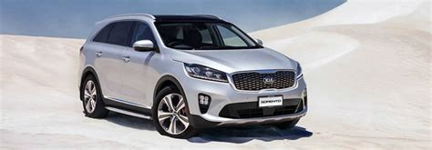 2019 Kia Sorento Trim Levels by Compare The 6 Trim Levels Of The 2019 Kia Sorento