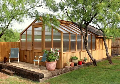 Garden Shed Kits - greenhouse kits by cedar built