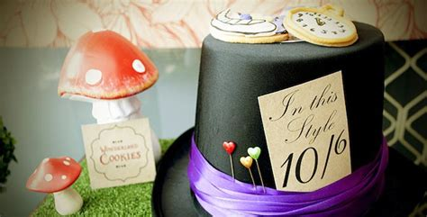 karas party ideas mad hatter tea party baby shower ideas