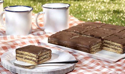 colruyt recettes de cuisine gâteau de petits beurre au café et au chocolat colruyt