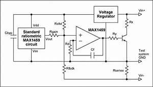 designing a 4 20ma With circuit temperature sensor with 4 to 20ma current loop circuits