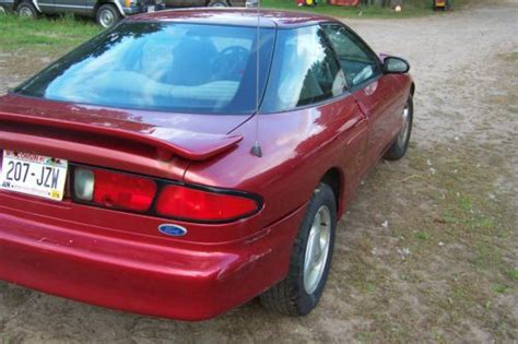 how do cars engines work 1996 ford probe parking system buy used 1996 ford probe 143k miles runs needs work in eagle river wisconsin united states