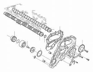 2008 Volvo Xc90 3 2l 6 Cylinder Adjusting Sleeve