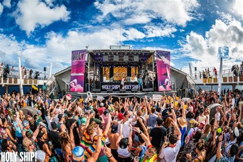 6 Music Festival Cruises Every Dance Music Fan Should Experience