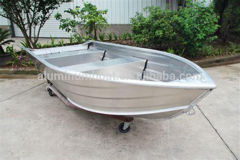 Aluminum Boats V Bottom by 12 Foot V Bottom Aluminum Boat 370 Trout Buy 12 Foot V