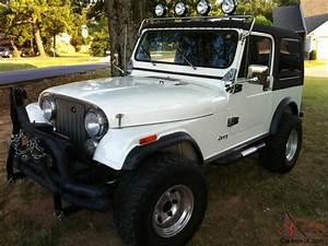 1982 Jeep Cj7 Limited Sport Utility 2