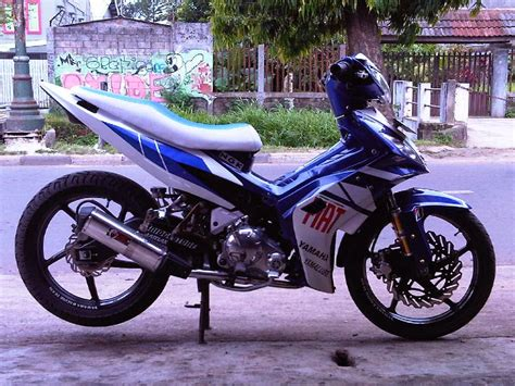 Modipikasi Jupiter Mx 135 by Modifikasi Jupiter Mx Thecitycyclist