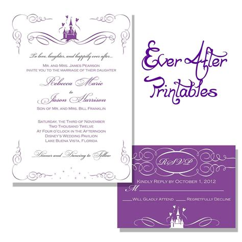 wedding invitation wording wording disney wedding