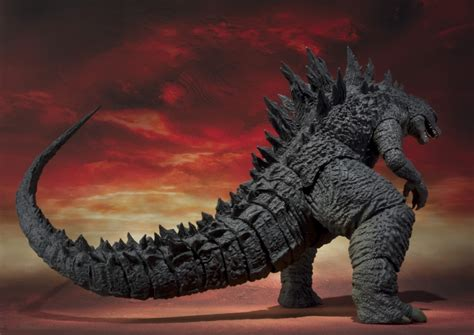 Godzilla 2014 Movie Sh Monsterarts Action Figure