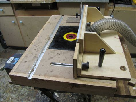 portable router table finewoodworking
