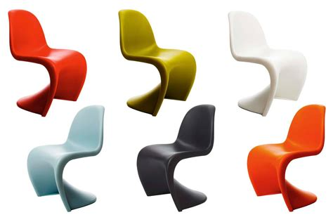 Panton Sedia by Panton Chair By Verner Panton For Vitra Space Furniture