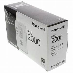 Honeywell Th2110dv1008 Thermostatprogrammable 1h    1c