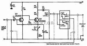 Fuzz Box 5 Under Musical  U0026 Effects Circuits
