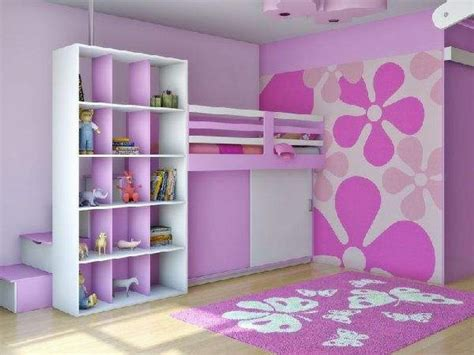 Pink Kids Room Design  Architecture & Interior Design