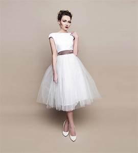 50 Er Jahre Stil : kurzes brautkleid im 60er jahre stil mit schleife kleiderfreuden ~ Sanjose-hotels-ca.com Haus und Dekorationen
