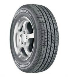 Uniroyal Tiger Paw Touring Tire