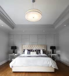 Contemporary Bedroom Ceiling