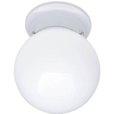 walmart ceiling lights chapter indoor 6 quot globe ceiling light white walmart