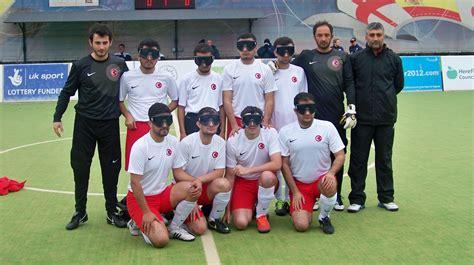 turkey wins ibsa blind football european championship