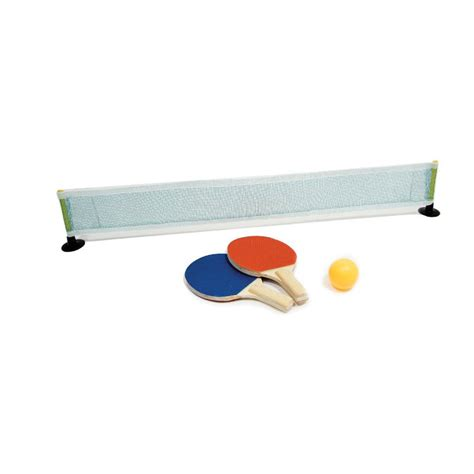 logo le de bureau set de mini ping pong pour le bureau jeu original de
