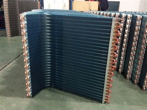 China Air Handling Unit Condenser Coils Ahu Heat Exchanger