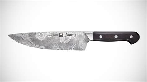 knives kitchen zwilling knife damascus steel henckels edition damast chef