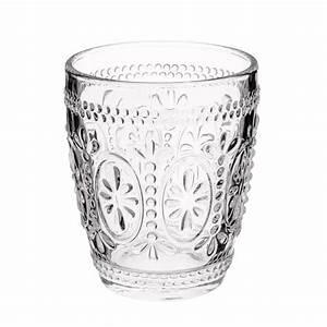 Cloche En Verre Maison Du Monde : gobelet en verre floral maisons du monde ~ Melissatoandfro.com Idées de Décoration