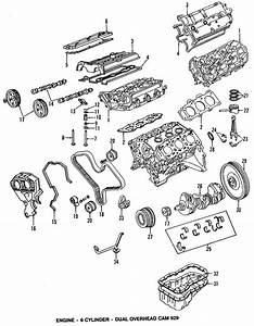 Mazda 929 Engine Crankshaft Pulley  929  Bearings
