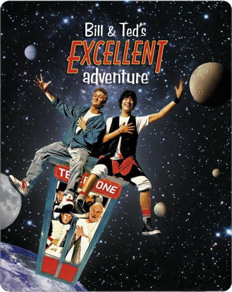bill and teds excellent adventure 25th anniversary