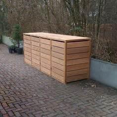 Mülltonnenbox Holz Anthrazit : 4er m lltonnenbox holz 240 liter m lltonnenbox holz ~ Whattoseeinmadrid.com Haus und Dekorationen