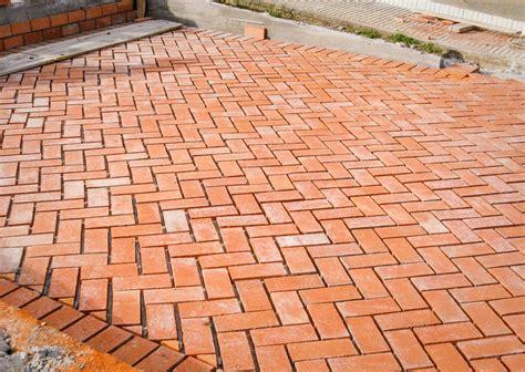 how to lay brick pavers ebay