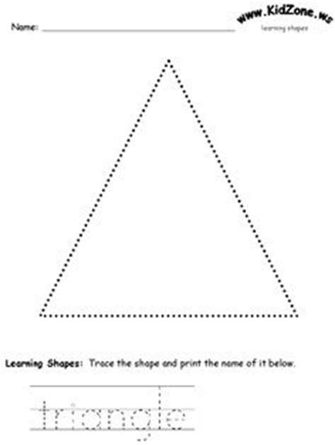 images  oval worksheets  preschoolers oval