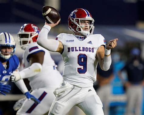 Zach Wilson helps No. 22 BYU rout Louisiana Tech 45-14 ...