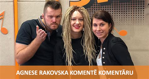 Komentē Komentāru - Agnese Rakovska | Radio SWH