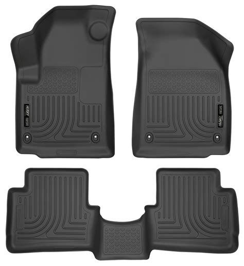 husky weatherbeater all weather floor mats for 2013 2016