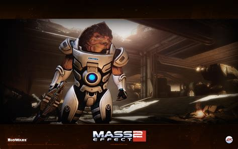 Mass Effect 2 Images Grunt Hd Wallpaper And Background