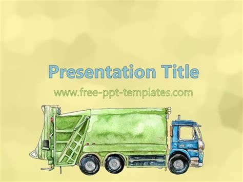 waste management powerpoint template rebocinfo