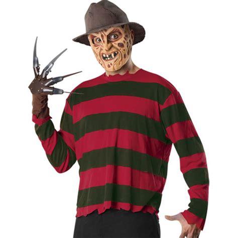Nightmare Elm Street Freddy Krueger Fancy Dress Costume