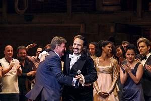 Cast Of  U2018hamilton U2019 Takes Broadway Hit To The White House
