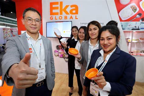 'เอกา โกลบอล' ร่วมงาน PROPAK ASIA 2020