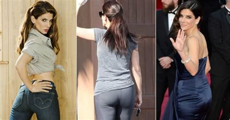 61 Hottest Sandra Bullock Big Butt Pictures Will Get You Hot Under Your Collars
