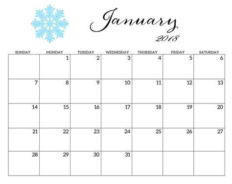 calendar template january 2018 january 2018 canada holidays calendar calendar 2018