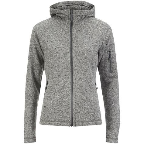 jack wolfskin womens caribou lodge jacket light grey