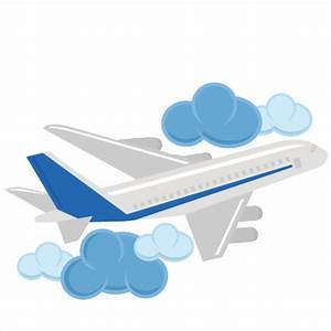Airplane SVG cutting files for scrapbooking cute files ...