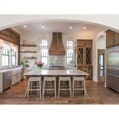 kitchen cabinet episodes walnut island with soapstone white perimeter cabinets 2490