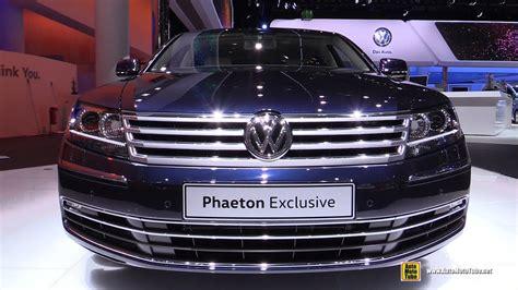 2016 Volkswagen Phaeton Exclusive
