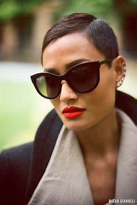 how to the flattering sunglasses for you hair