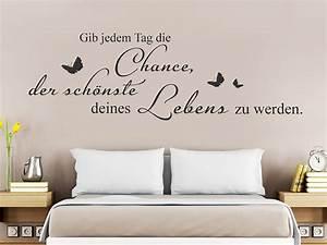 Tattoos Für Die Wand : wandtattoo die chance der sch nste deines wandtattoo de ~ Orissabook.com Haus und Dekorationen