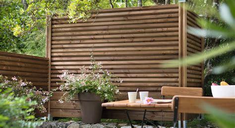 cloison pour cuisine 5 clôtures de jardin aussi belles qu 39 efficaces